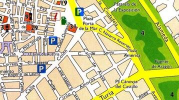 Valencia Orientation Tour