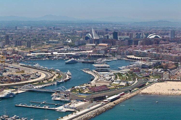 Relocation to Valencia