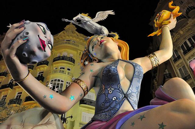 Culture in Valencia