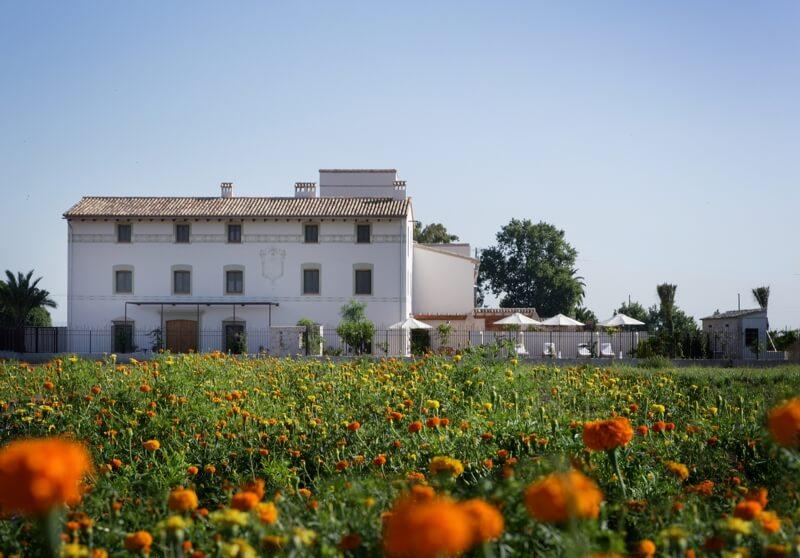 Hotel Mozaira in Valencia